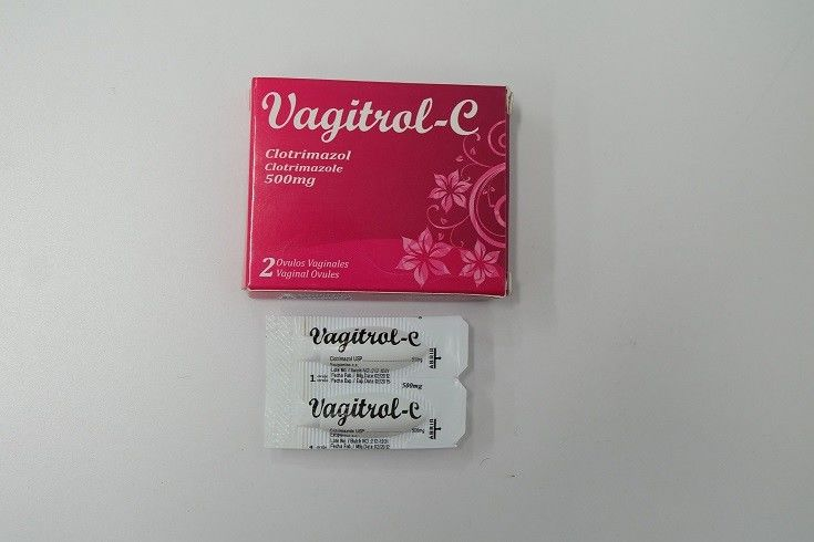 Clotrimazole Tablet 500 Mg , Suppository Clotrimazole Vaginal Cream