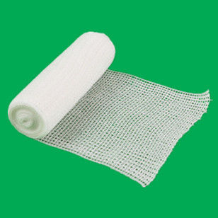 Surgical Dressings Disposable Medical Device White Medical PBT Bandages